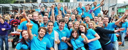Tilburg University Cantus 2016