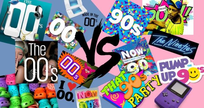 Naughty 90's vs Zieke 00's Borrel