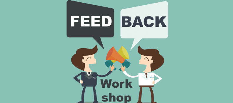 Workshop 'Feedback geven'