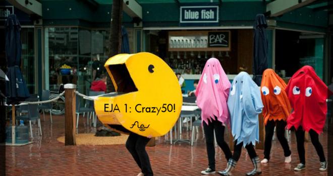 Crazy50 In Hartje Tilburg