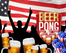 Party in the USA borrel