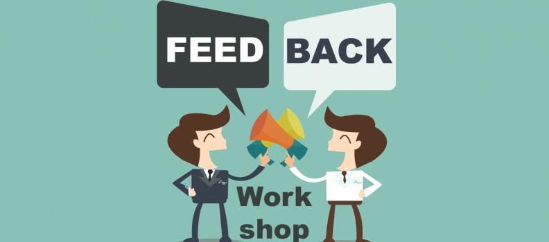 Workshop 'Feedback geven'